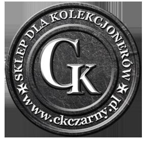 CK czarny logo